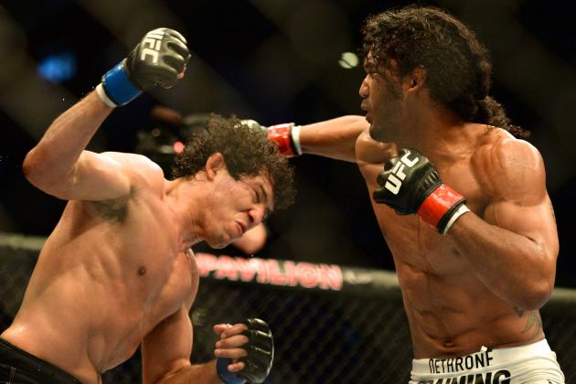 Gilbert Melendez Came to Fight, Benson Henderson Came to Score Points