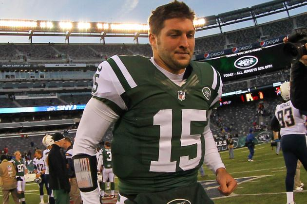Tim Tebow to Saints Picking Up Steam in the Media