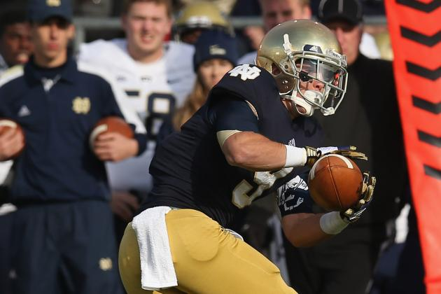 Wide-Out Robby Toma, Manti Te'o's Best Friend, Tries Out for BAL
