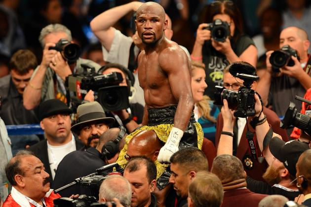 Floyd Mayweather's Next Fight: Power Ranking Best Potential Opponents