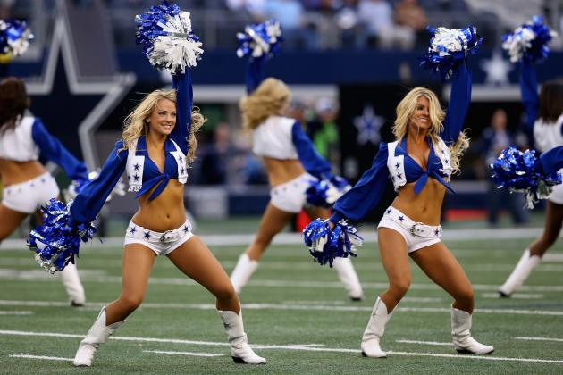 Dallas Cowboys Cheerleaders Auditions Draw Women from Australia, Japan