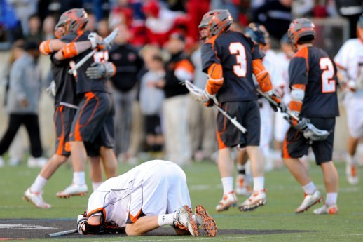 NCAA Lacrosse: Top Teams Left out of the Tournament Bracket in 2013