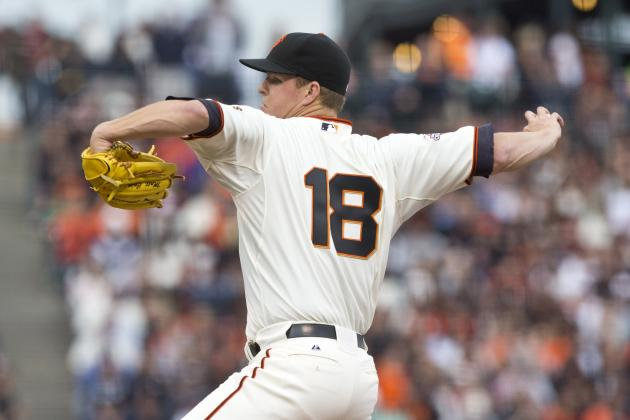 Breaking Down San Francisco Giants Ace Matt Cain's Gem Against the Dodgers