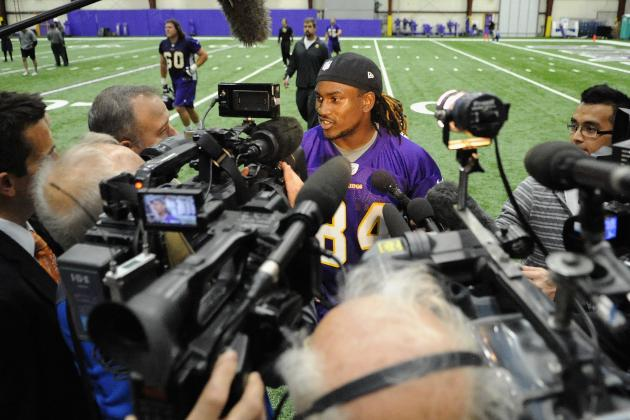 Why the Minnesota Vikings Must Remain Patient with Cordarrelle Patterson
