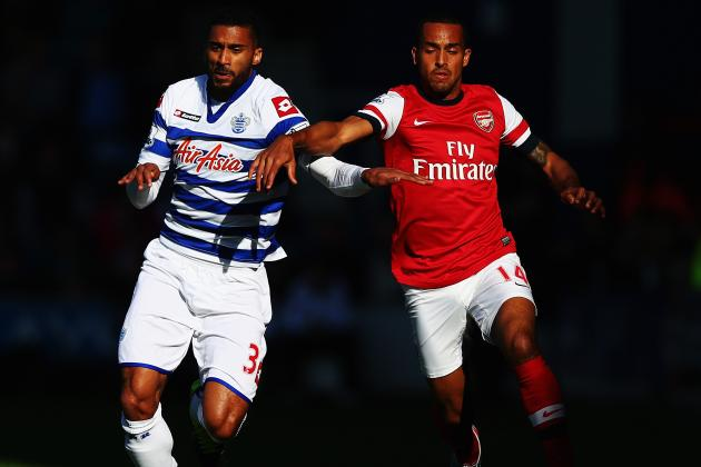 Arsenal Boss Arsene Wenger Rules out Central Role for Walcott