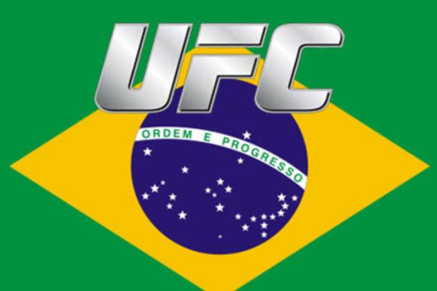 Report: UFC Returning to Brazil for Fox Sports 1 Event