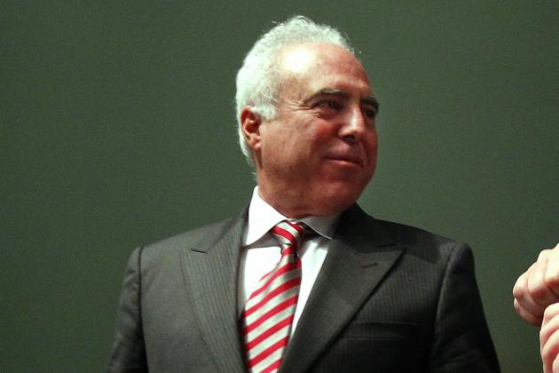Eagles Owner Jeffrey Lurie Gets Married
