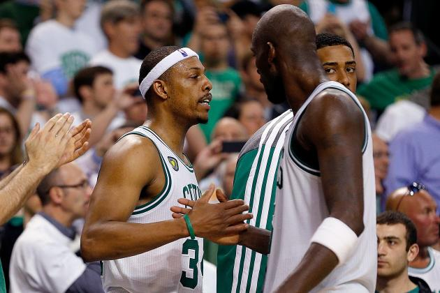What Now? Analyzing the Future of Paul Pierce and Kevin Garnett