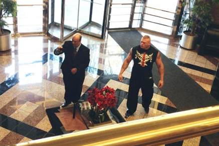 Photo: Brock Spotted Inside WWE Headquarters