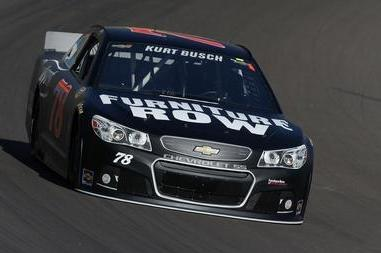 Kurt Busch to Test an Indy Car