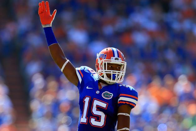 Gators Junior Loucheiz Purifoy Generating Early NFL Draft Buzz