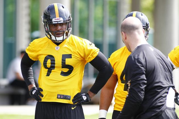 Pittsburgh Steelers Successfully Address Depth Needs in 2013 Draft