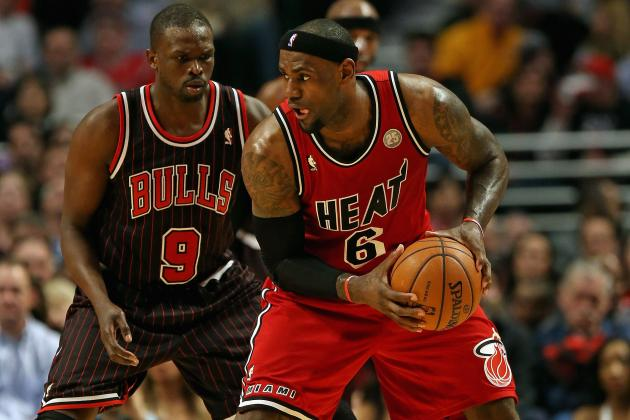 Debate: What Will the Outcome Be of the Heat-Bulls Series?