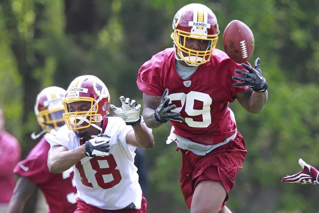 Former UGA Safety Rambo Making an Impression on Redskins