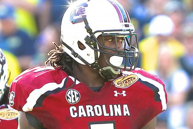 Why Jadeveon Clowney Is the Best Pro Prospect in All of College Football