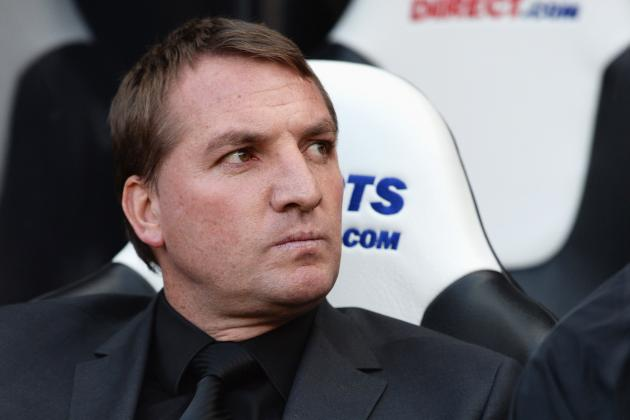 Liverpool Boss Brendan Rodgers Targets 'One or Two' New Signings