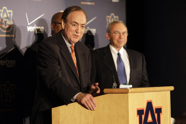 President Gogue Supports Nine-Game SEC Schedule, Malzahn Noncommittal