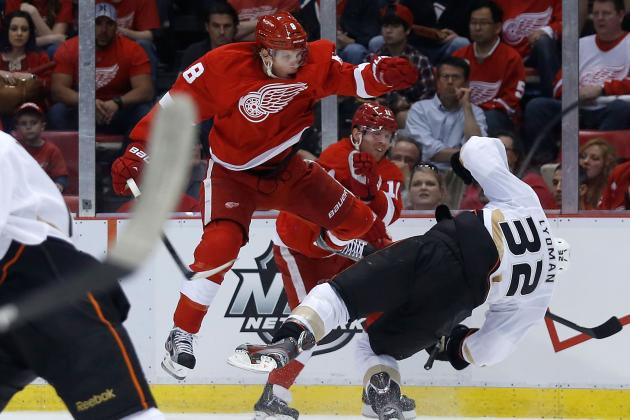 Abdelkader: No Intent to Injure Lydman, Will Learn from Exp.