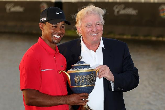Trump to Open Dubai Course