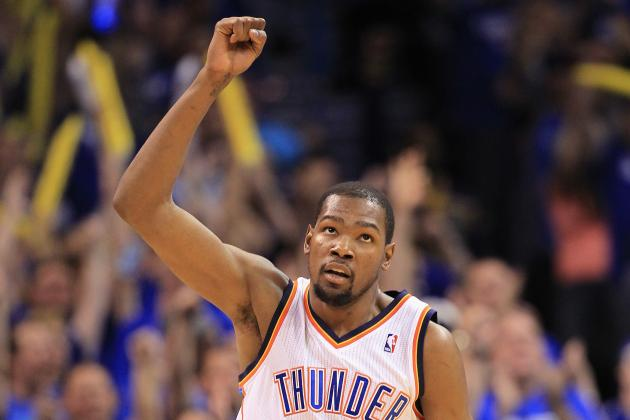 KD's Game-Winner in Game 1