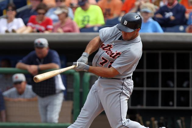 Tigers Prospect Tyler Collins Catches Fire with Homer Streak
