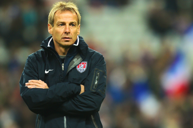 How Can Jurgen Klinsmann Build More Faith in the US Men's Team?