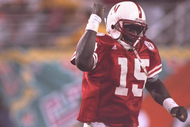 Report: Tommie Frazier to Get CFB Hall of Fame Nod
