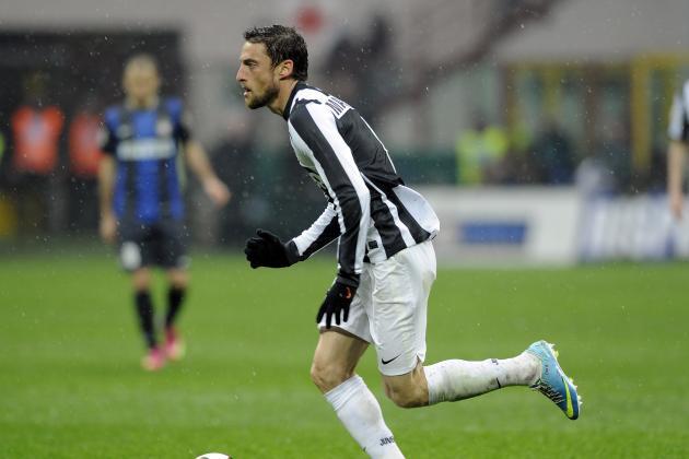 Scouting Claudio Marchisio: Juventus' Rumoured Manchester United Target