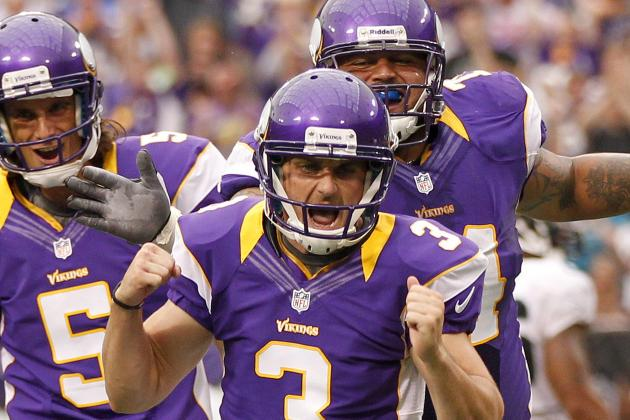 Chris Kluwe Indicates Release from Minnesota Vikings