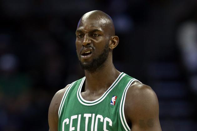 Report: Kevin Garnett May Have Off-Season Surgery on Ankles