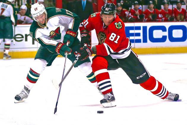 Chicago Blackhawks, Minnesota Wild Setting Tone for New Divisional Rivalry