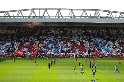 'THANKS': Liverpool Fans Pay Tribute to Everton for Support