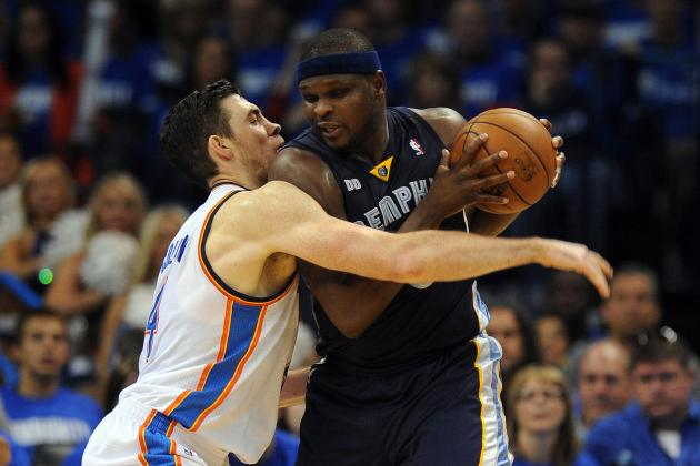 Thunder-Grizzlies Game 1: Memphis Loses but Hangs Tough on the Road