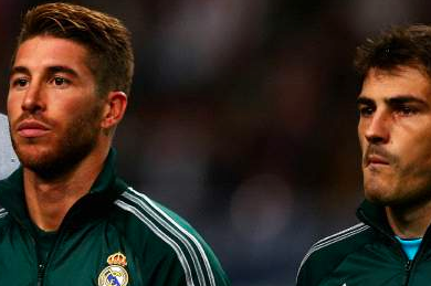 Casillas Has Had a Tough Time: Ramos