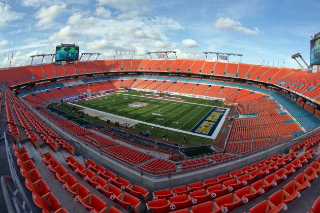 Hurricanes Suffer from Dolphins' Stadium Renovation Issues