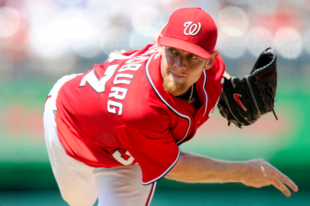 The Anatomy of a Perfect Major League Baseball Pitching Rotation