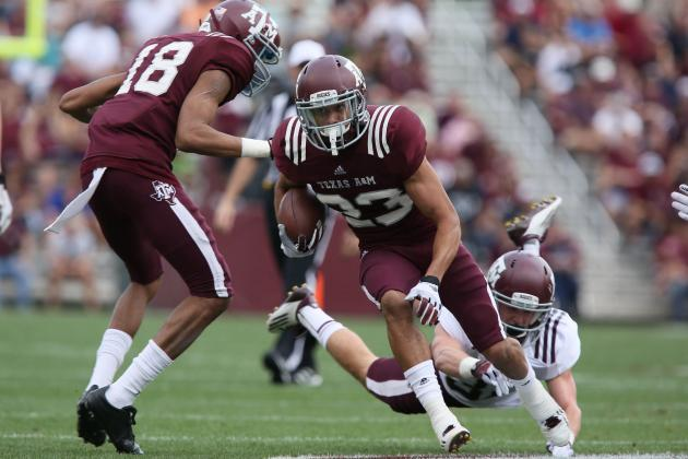 SEC Network One More Reason Aggies Happy About New Home