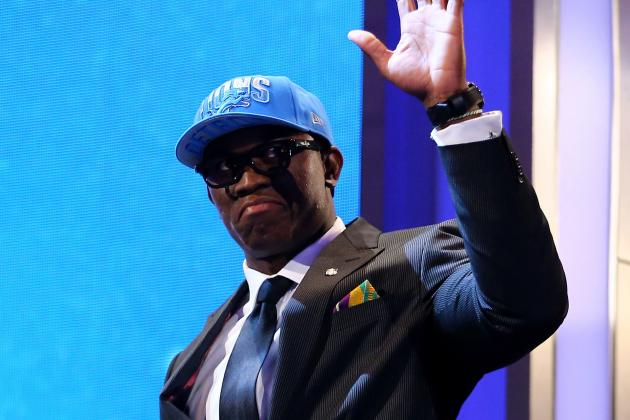 Ziggy Ansah's Glasses a Marketer's Dream