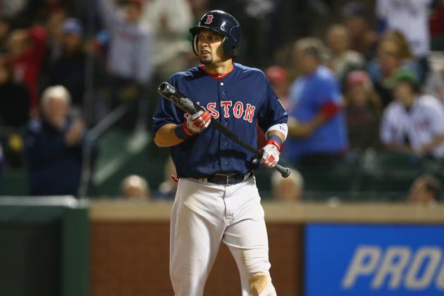 Victorino, Middlebrooks Return Tonight vs. Twins