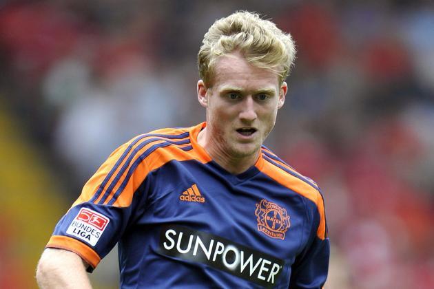 Leverkusen Considering Chelsea Bid for Schurrle