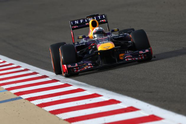 Red Bull Switches to McLaren Alternator