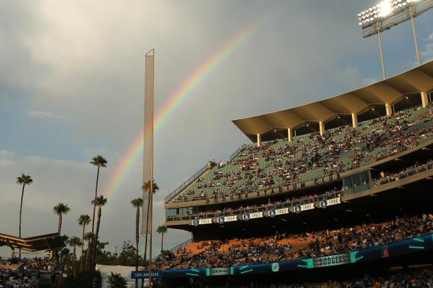 Dodger Stadium to Host Los Angeles Kings, Anaheim Ducks in January