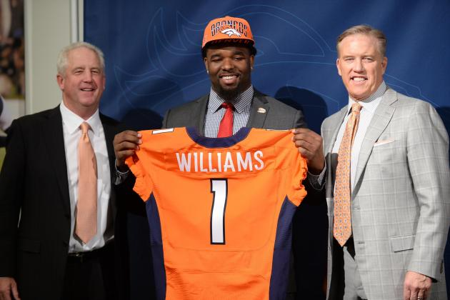 Broncos Gain Natural Leader in Sylvester Williams