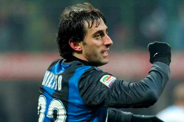 Diego Milito Hoping for Mourinho & Leonardo Returns