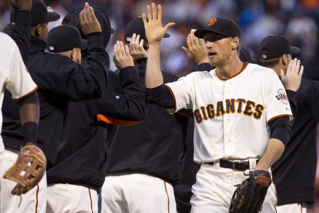 Late-Inning Magic Continues for Giants