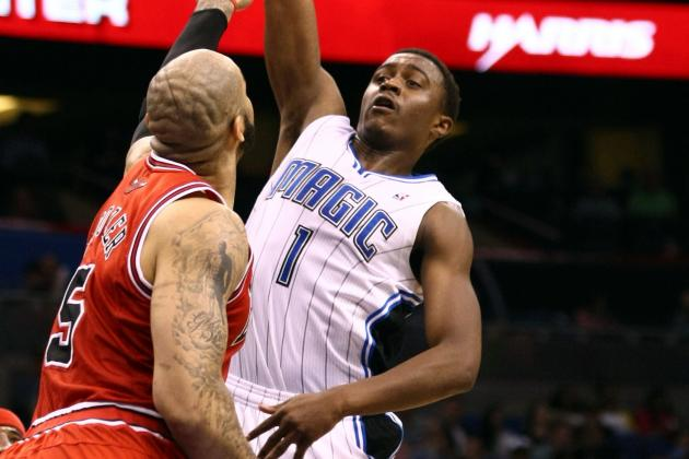 2012-13 Orlando Magic Player Evaluations: Doron Lamb