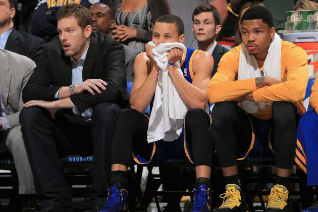 Warriors: So Good Without David Lee