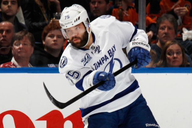 Lightning Sign Radko Gudas to Contract