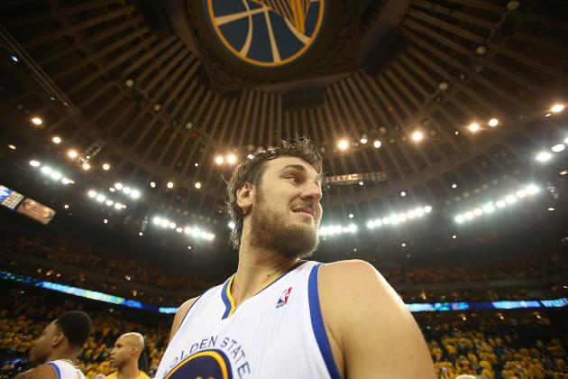Golden State Warriors' Andrew Bogut Hopes to Continue Postseason Success