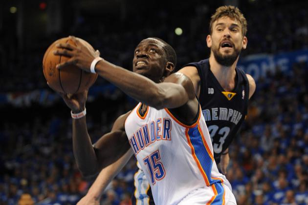 Role Players Crucial in Thunder's Game 1 Win